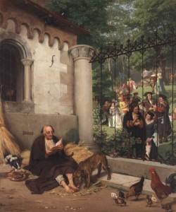 Łazarz i bogacz