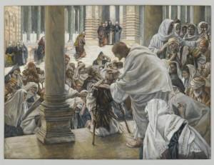 Jezus uzdrawia