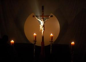 miłość krzyża