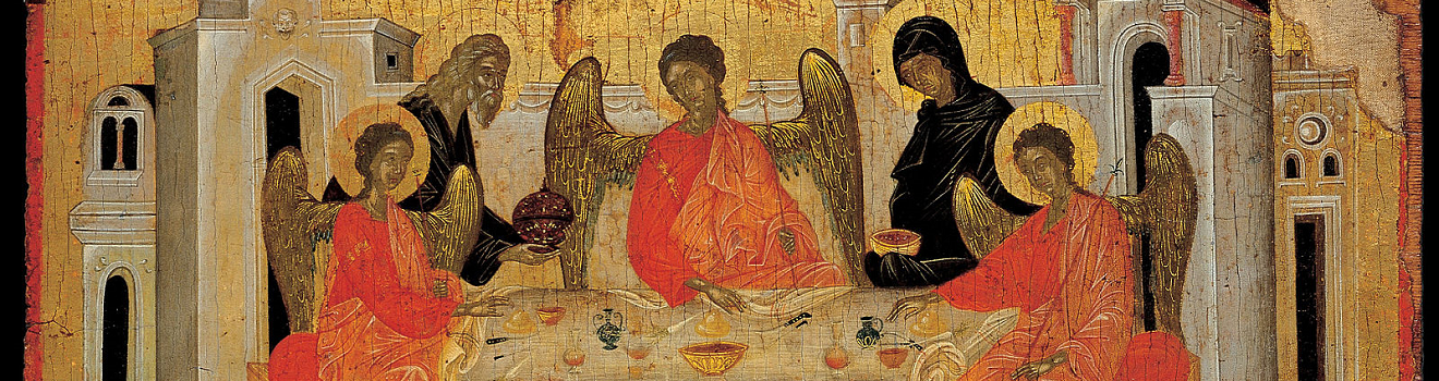 Spotkanie Boga z Abrahamem
